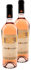 The Vine in Flames Rosé 2015