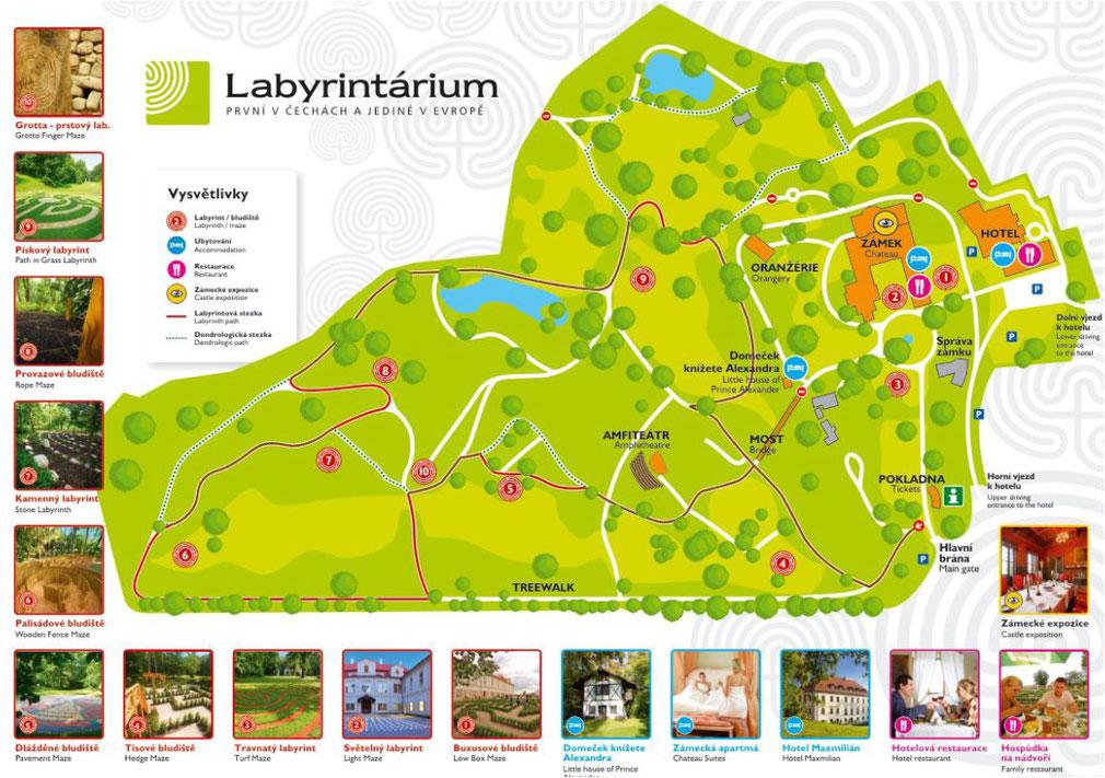 Schloss Loucen cz