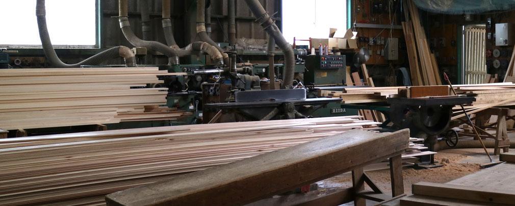 木材加工イメージ