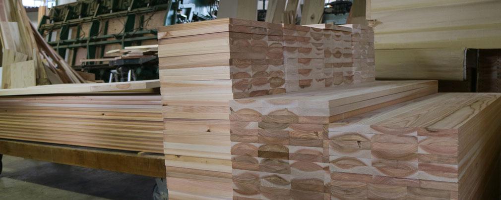造り付け家具製作イメージ