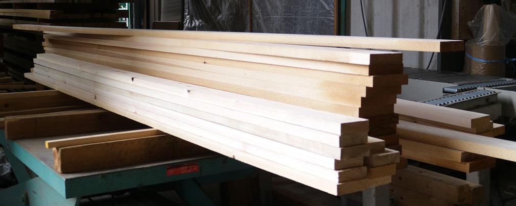 取り扱い木材