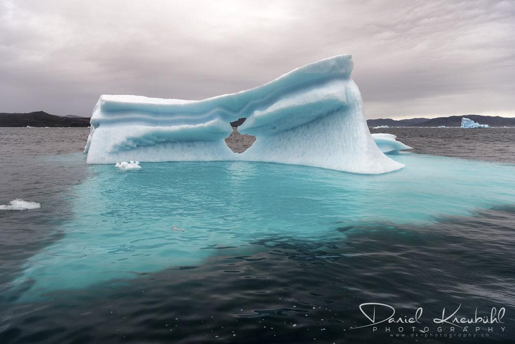 Ice of Narsaq, Greenland, www.dk-photography.ch, photographer: Daniel Kneubühl
