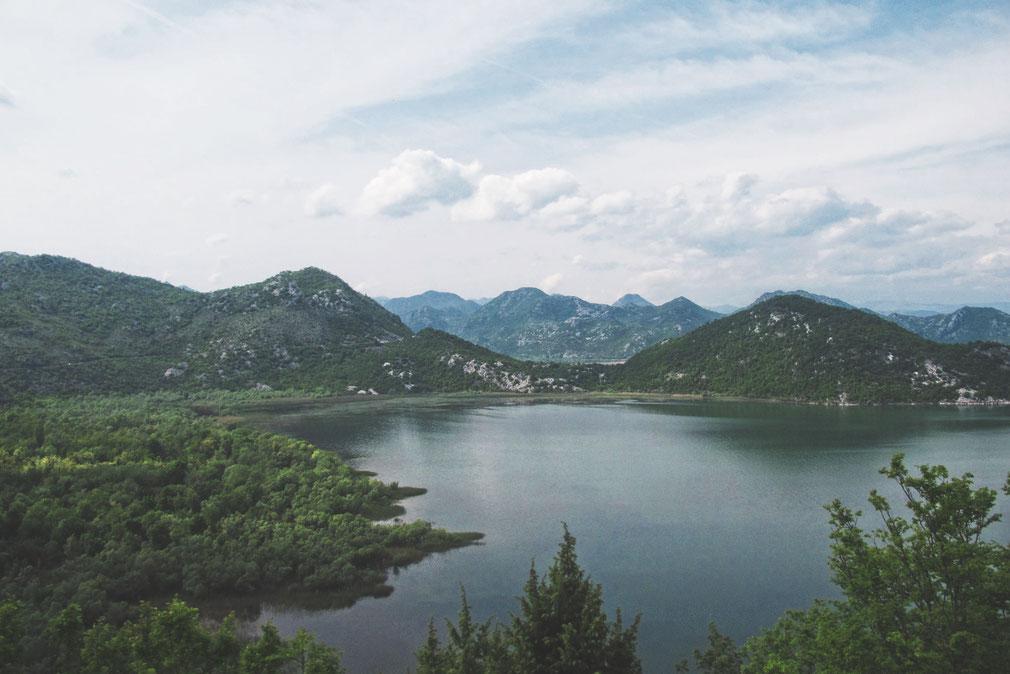 bigousteppes skadar montenegro balkans lac