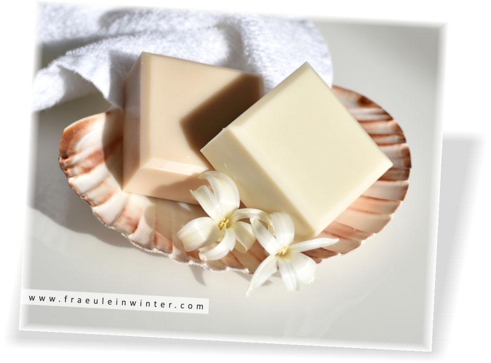 Selbstgemachte Seife - ehrlich und authentisch | Fraeulein Winter