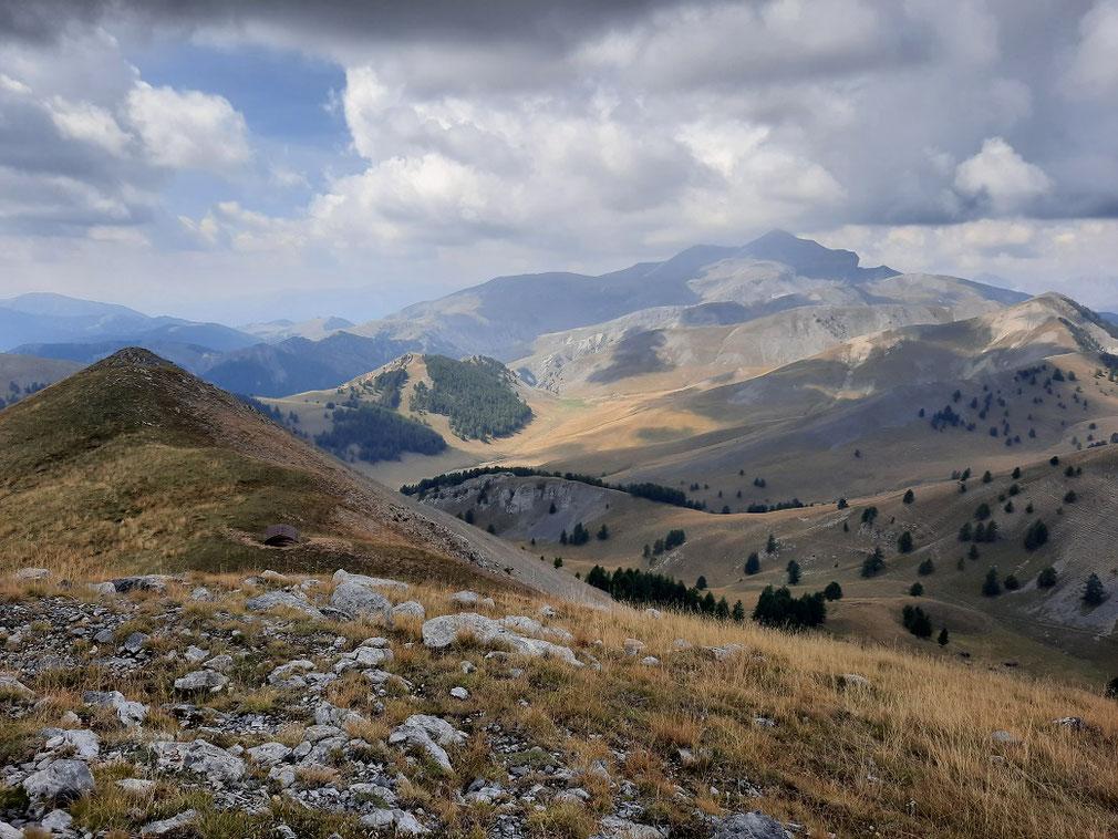 Vue depuis le Mont Gravières
