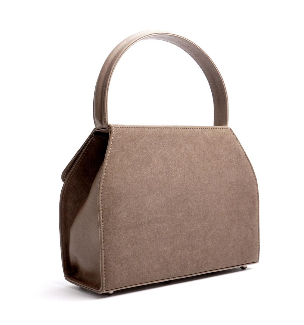 Trachtentasche EMMA taupe online versandkostenfrei kaufen OSTWALD Traditional Craft