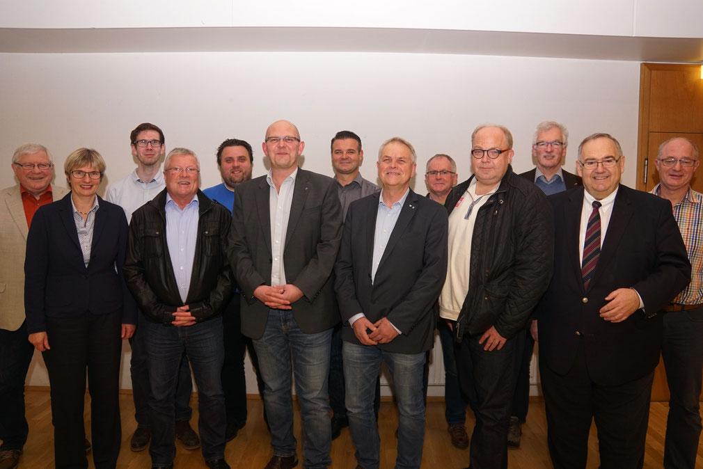 CDU Allendorf (Eder) Vorstand