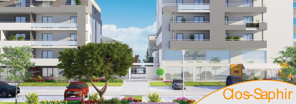 Programme immobilier en Corse : Le clos Saphir