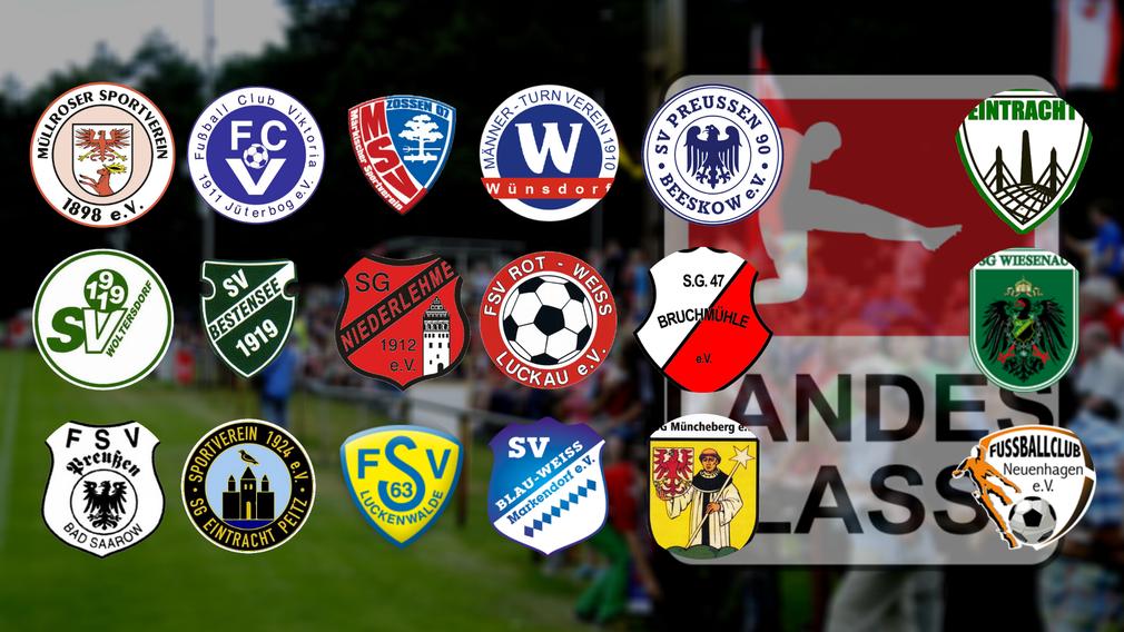 18 Teams werden in der kommenden Saison 20/21 in der LK-Ost an den Start gehen!