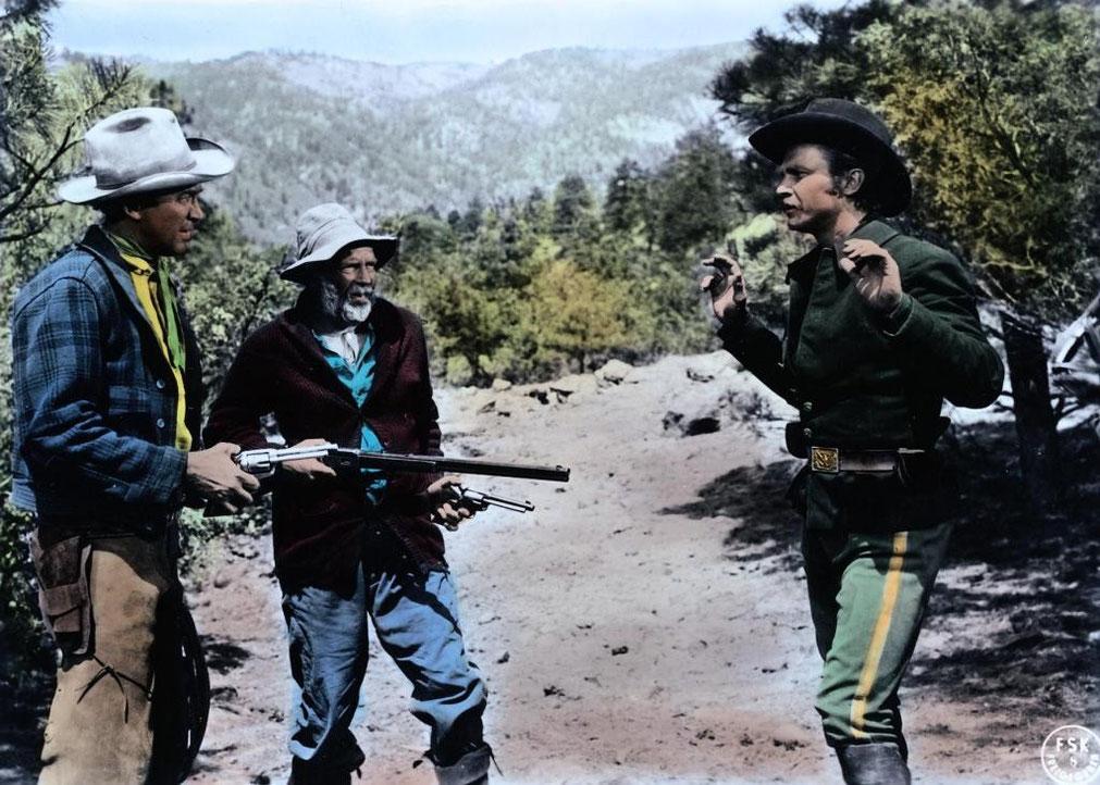 The Naked Spur  Nackte Gewalt  Usa 1953 - Western-Movies -7036