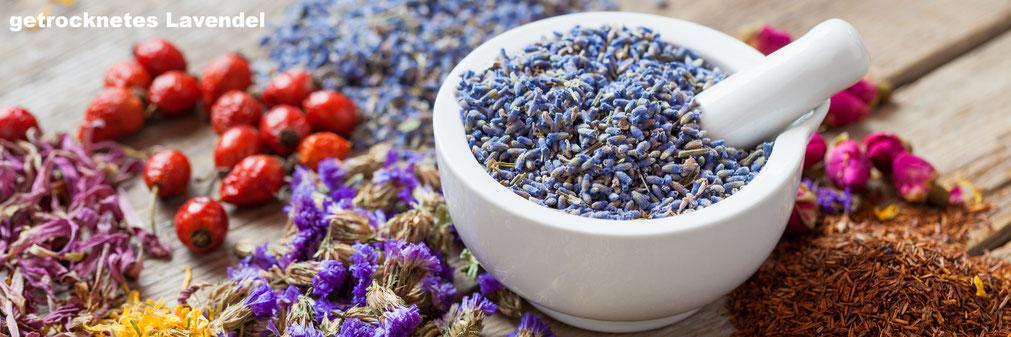 getrocknetes Lavendel