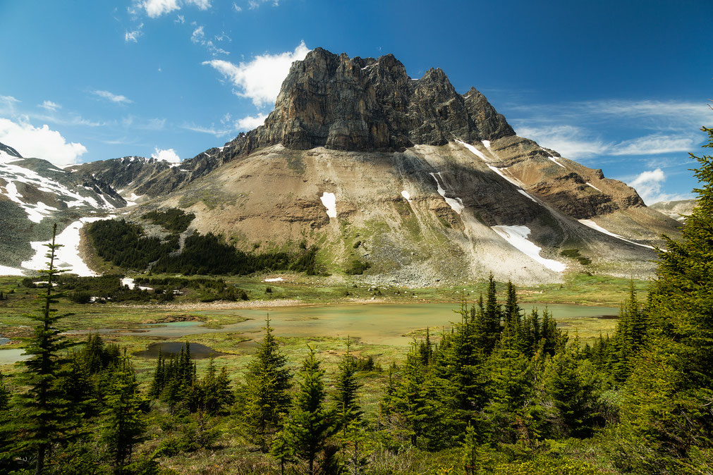 Mount Tekarra - A hiking guide to the Skyline Trail in Jasper National Park