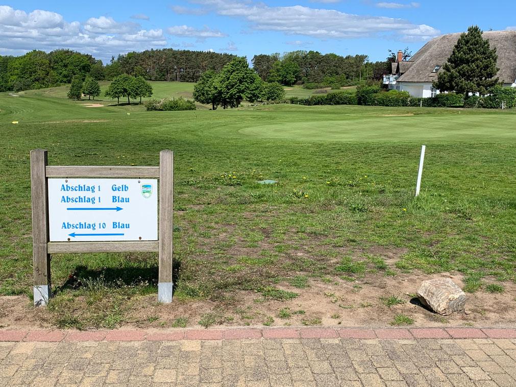 Golfpark Balmer See_18. Loch_ 052019 Photo © Peter Schmidt