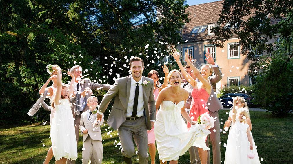Hochzeitslocation Malepartus