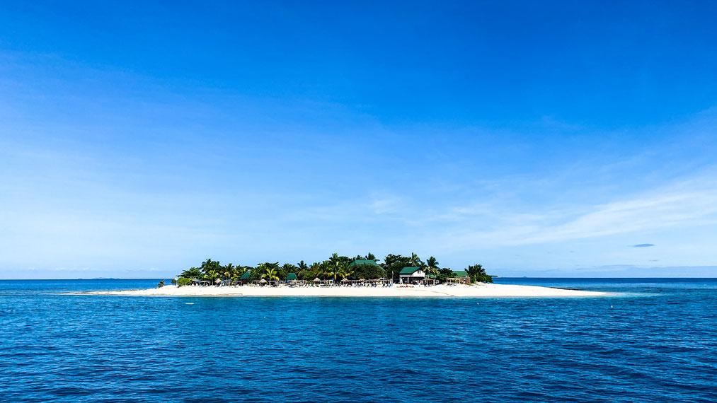 Kleine Yasawa Insel auf Fidschi