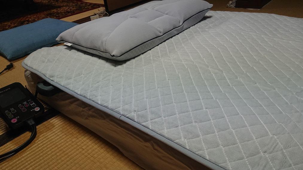 オーダー枕等々を納品してきました!