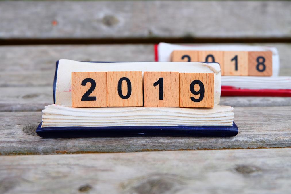 もうすぐ新年