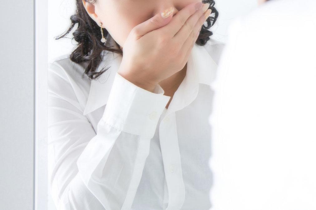その症状、逆流性食道炎?