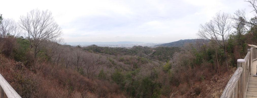 展望台からのパノラマ