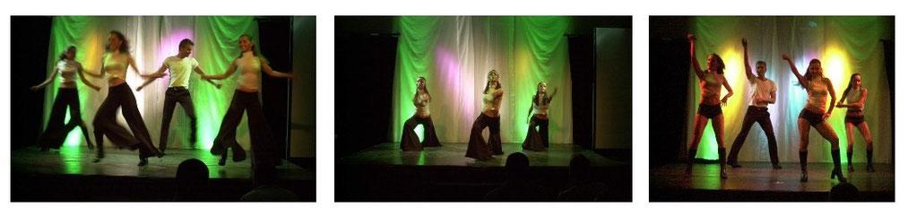 Showact, Tanzact, Choreographie, Tanz buchen