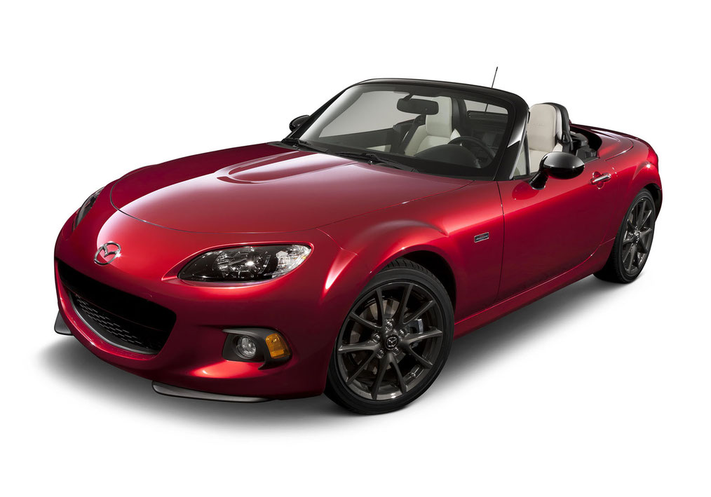 Mazda MX-5 Miata(ロードスター) 25th Anniversary Edition
