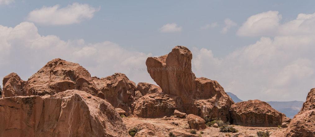 Valle de las Rocas