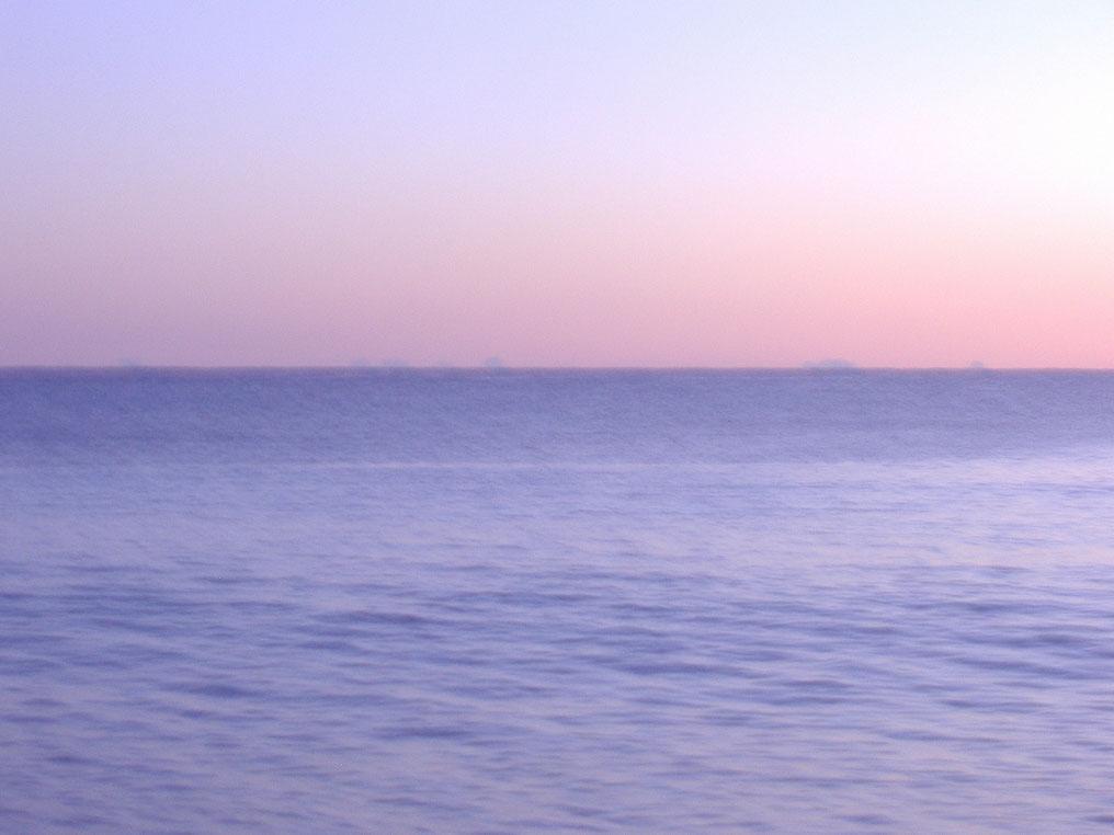 Im Winter hat man klare Sicht bis auf Kalabrien, Basilikata bis zu den ӓolischen Inseln.