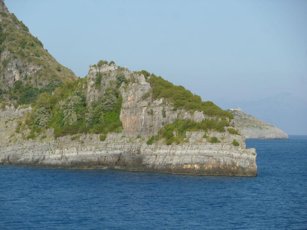 Für Taucher, Schnorchler und Bootsfahrer ist dies Bucht ein einsamer, abgeschiedener Ort.