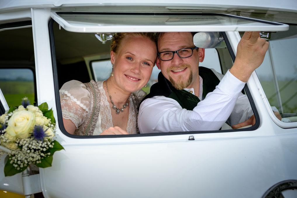 Vielen Dank an das Brautpaar und den sehr schönen Tag