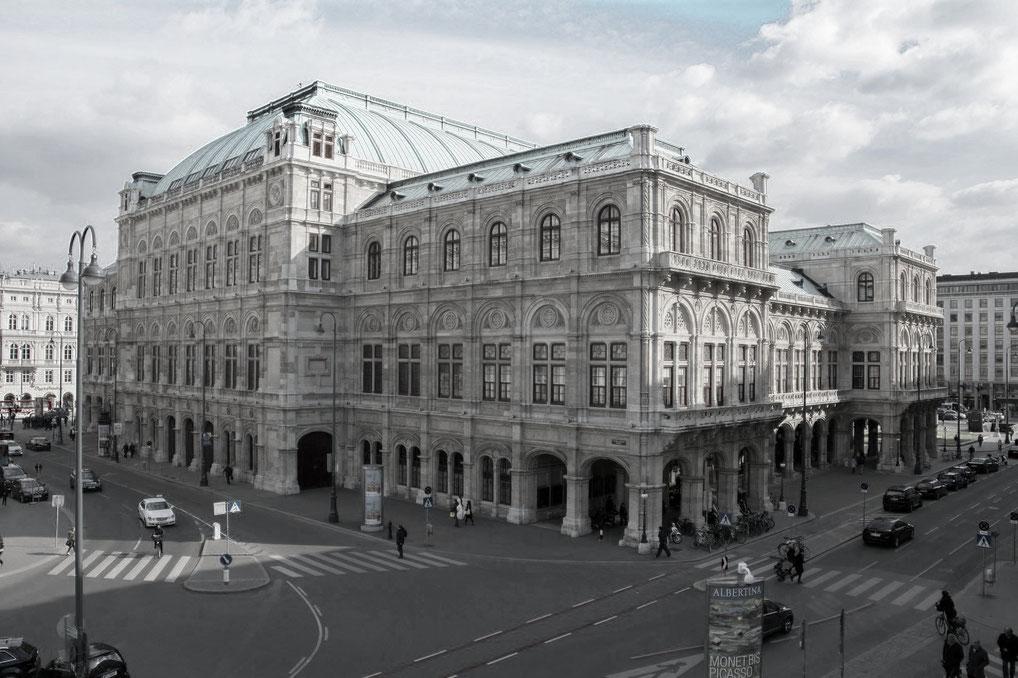 In nächster Nähe zur Wiener Staatsoper finden Sie das GESUNDHEITSZENTRUM an der OPER