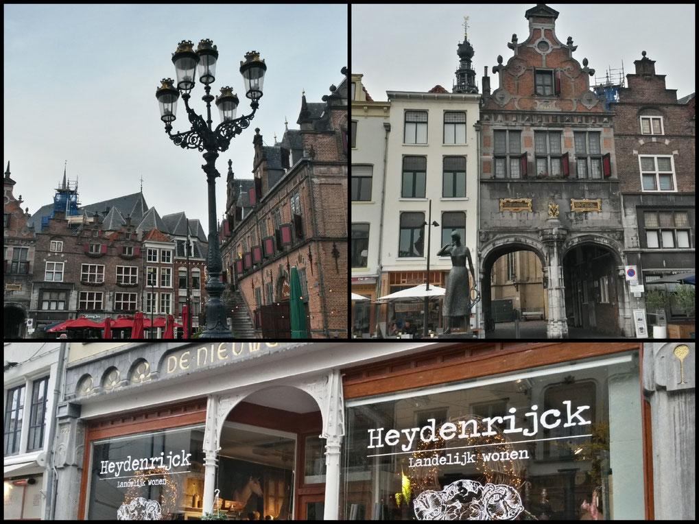 Einkaufsbummel in Nijmwegen