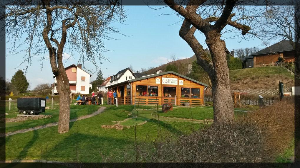 Diemelsteighütte in Heringhausen