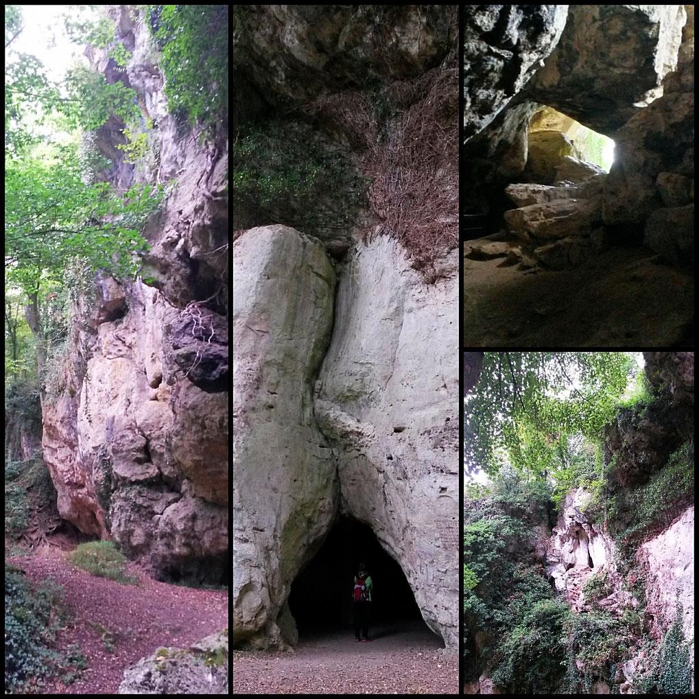 Die Reise beginnt - im Wohnzimmer der Neandertaler