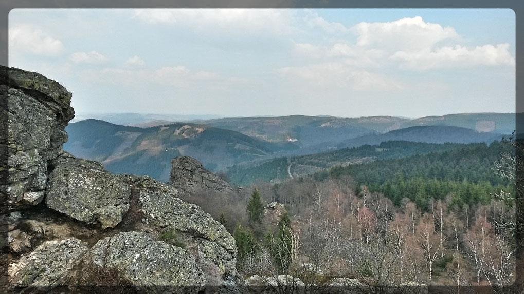Bruchhauser Steine im Sauerland: 1. Nationales Naturmonument NRW mit fantastischen Aussichten