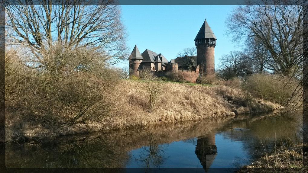 Altstadt Linn, Burg Linn, Flachsmarkt Krefeld