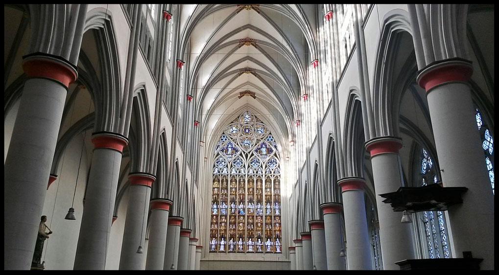 Besinnliche Zeit zur inneren Einkehr im Altenberger Dom