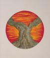 Mandalas: – persönliche Energie- und Kraftbilder - Rollbilder auf Cotton: Auf Anfrage