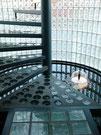 france french frankreich Briques Bricks de verre Paves de sol pare-balles autres formats artificielle résistance au feu mendini solaris dalles béton préfabriqué mur plafond