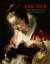 Catalogue vente aux enchères novembre 2010 - Tableaux anciens & 19ème siècle