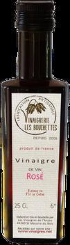 Vinaigre de Vin Rosé