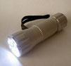 Taschenlampe Geocaching