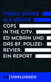 Frank Göhre & Alf Meyer – Cops in the city // Hamburger Krimifestival
