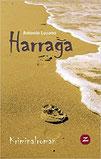 Übersetzung Roman spanisch - Harraga - Cover der deutschsprachigen Ausgabe