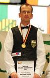 Deutscher Meister Freie Partie Markus Melerski