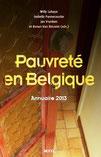 Pauvreté en Belgique. Annuaire 2013