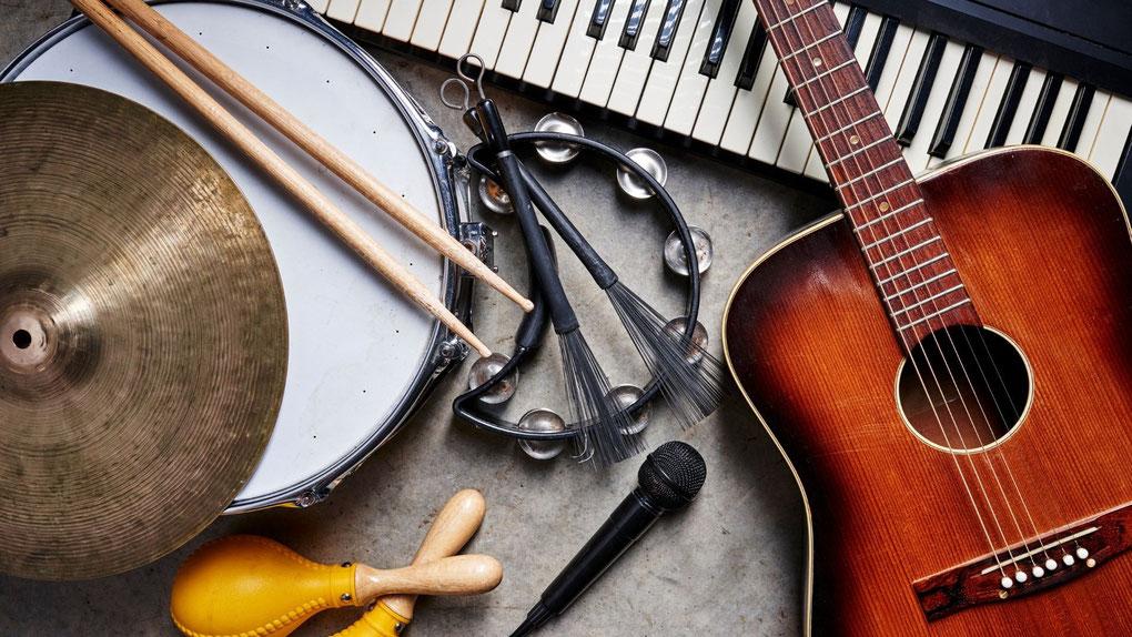 Die Blasmusikvereinigung Nottuln möchte ein umfassendes, ortsnahes Musikschulangebot in Nottuln aufbauen. Foto canva