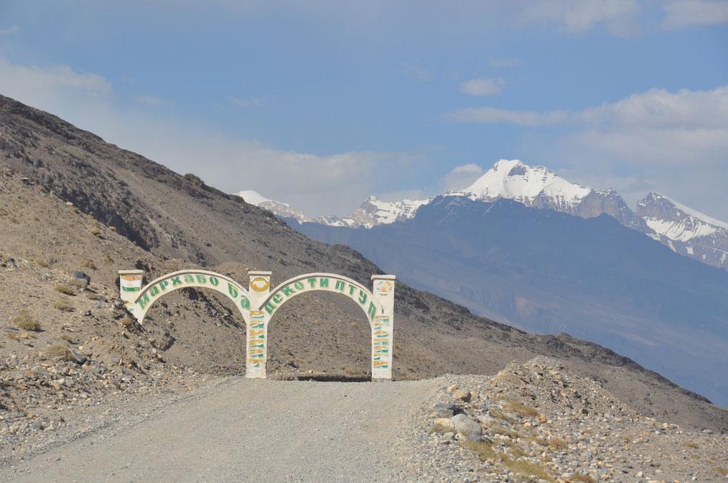 Begeisternde Nebenstrecke zum Pamir Highway – WAKHAN