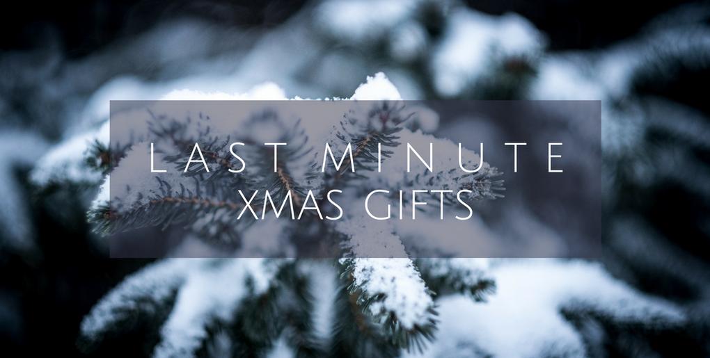 Last Minute DIY-Weihnachtsgeschenke - felicity DIY-Blog