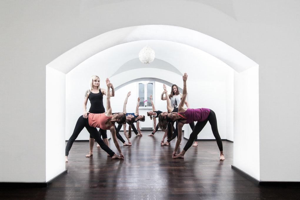 Ashtanga Yoga Basic bei Ashtanga Yoga München
