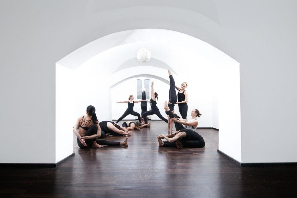 Ashtanga Yoga München - Mysore Style